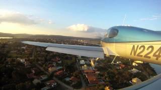 GoPro HD - Cirrus SR22T G3 - Furnas Park Resort