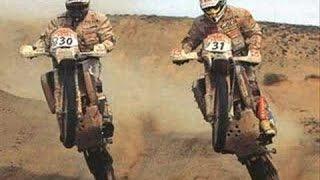 Bild Die erste Rallye Paris-Dakar 1979