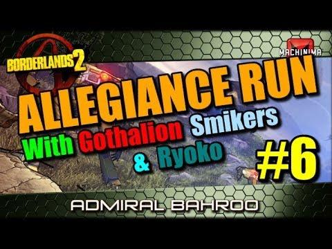 Borderlands 2 Allegiance Playthrough Episode 6