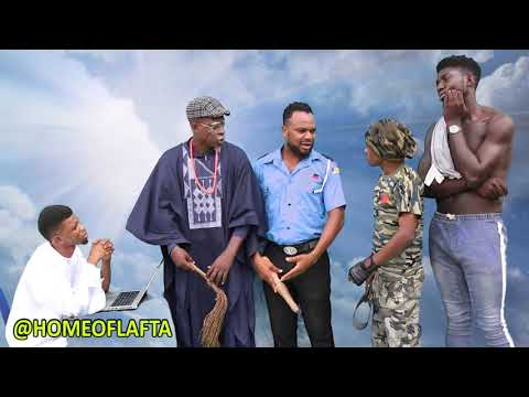 THE JUDGEMENT OF ELDER AND D POLICE (Homeoflafta comedy)