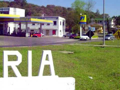 Trevo do Castelinho em Santa Maria RS