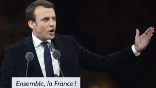Video Emmanuel Macron's full speech at the Louvre MP3, 3GP, MP4, WEBM, AVI, FLV November 2017
