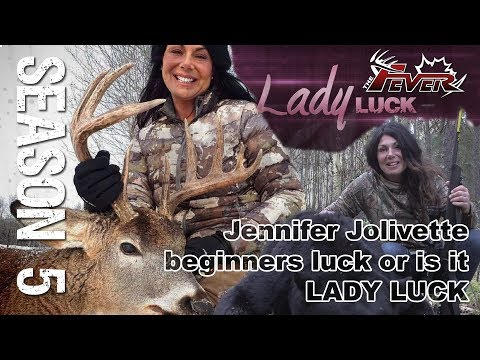 The FEVER Season 5 (Episode 10) Jennifer Jolivette LADY LUCK