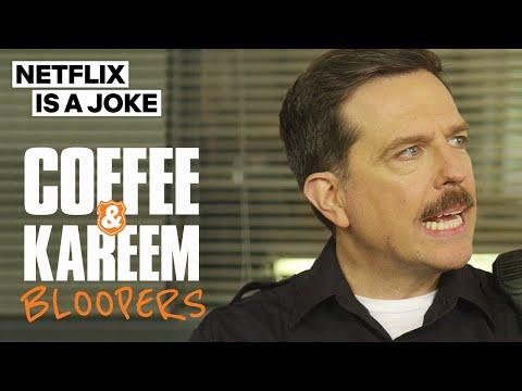 Best Coffee & Kareem Bloopers | Netflix Is A Joke