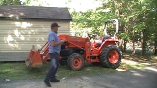 8. how to fix your tractor stuck in four wheel drive