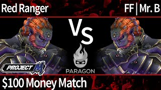 Paragon PM 2015 – Red Ranger (Ganon) vs FF | Mr. B (Ganon) – $100 Money Match
