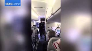 Funky flight attendant gets down to Uptown Funk on passenger airline.Funky flight attendant gets down to Uptown Funk on passenger airline.Funky flight attendant gets down to Uptown Funk on passenger airline.Funky flight attendant gets down to...Funky flight attendant gets down to...Funky flight attendant gets down to...