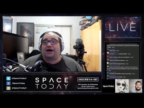 Anúncio da NASA - Exoplanetas e Machine Learning_Űrhajó videók