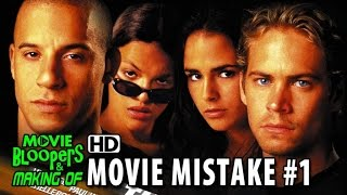 Nonton The Fast and The Furious (2001) movie mistake #1 Film Subtitle Indonesia Streaming Movie Download