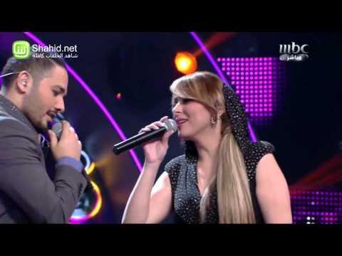 Arab Idol المرحلة النهائية: رامي عياش والمتسابقات