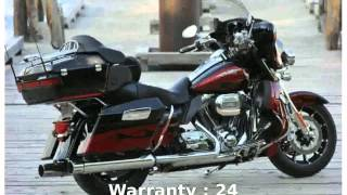 9. 2010 Harley-Davidson Electra Glide CVO Ultra Classic -  Details Info