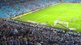 Filmado em 31/08/13 na Arena do Grêmio.