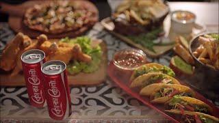Video Coca-Cola and Food Moments with Cans MP3, 3GP, MP4, WEBM, AVI, FLV Juni 2017