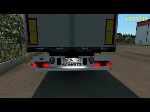 Trailer Schmitz Cargobull S.CS Universal 1.30.x