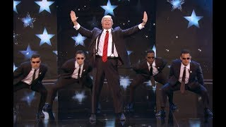 ►► ► CLICK HERE to Learn How To Sing ► http://MusicTalentNow.com/Learn-To-Sing ◄►Singing Trump America's Got Talent 2017 Full AuditionAmerica's Got Talent 2017 Judge Cut FullCheck out other performances: https://www.youtube.com/user/MusicTalentNow/playlistsSubscribe for weekly full auditions!