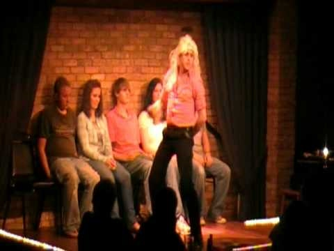 The Sandman - World's #1 Comedy Hypnotist - Lady Gaga