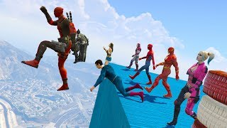 Nonton Superheroes Events Day  Extreme Funny Races  Gta 5 Funny Superhero Contest  Film Subtitle Indonesia Streaming Movie Download