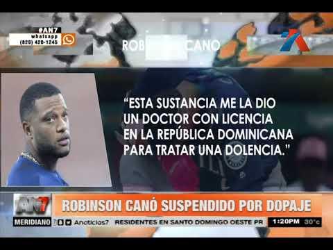 Robinson Canó fue suspendido por dopaje