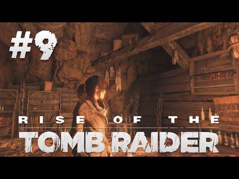 [GEJMR] Rise of the Tomb Raider - EP 9 - Na útěku!