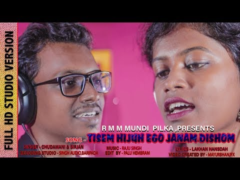Tisem Hijuh Ego Janam Dishom//New Santali Video Song 2018