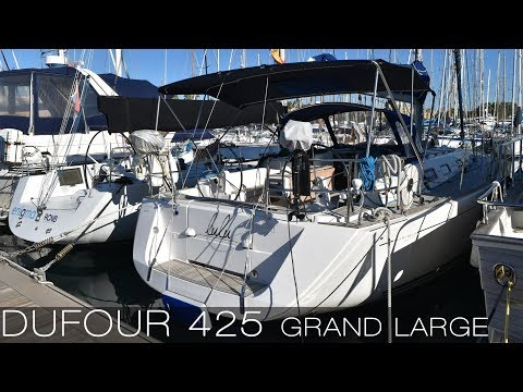 Video Dufour 425 Grand Large
