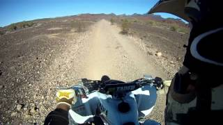 7. Go Pro with the Kymco Mongoose  and Yamaha Raptor