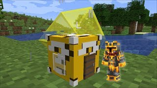 Video Minecraft LUCKY BLOCK HOUSE MOD / SPAWN LUCKY BLOCK HOUSES AND SURVIVE !! Minecraft MP3, 3GP, MP4, WEBM, AVI, FLV Agustus 2018