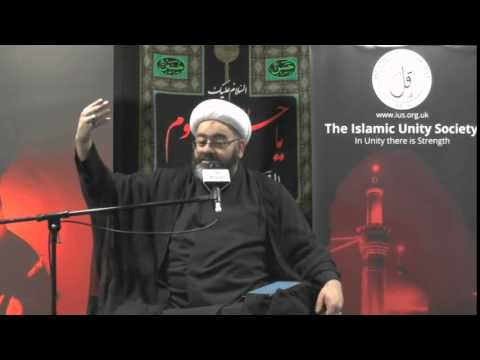 Are we created for heaven? - Night 4 (Sheikh Mohammed Mehdi)