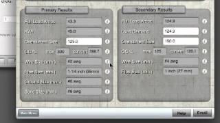 Electrical Calc Canada YouTube video