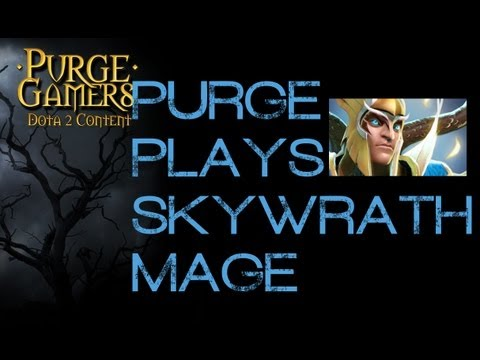 Skywrath - Watch in game with YouTube commentary! 178597012 Skywrath Mage is a brand new hero, and he's super fun to play! He has really solid lane dominance and nuke p...