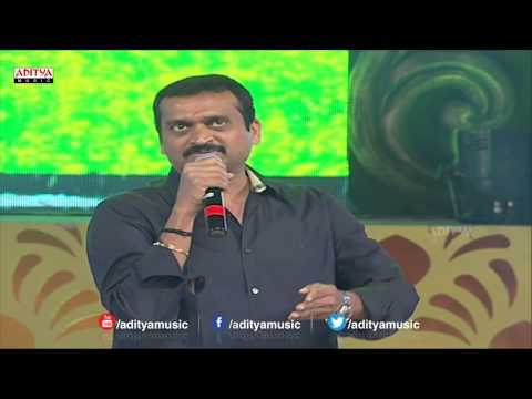 Bandla Ganesh Speech At Temper Audio Launch  JrNtr Kajal Agarwal