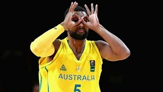 Mills leads Australia to Melbourne triumph Patty Mills played a key role as Australia gained the upper hand in the FIBA Oceania Championships. http://youtu.b...