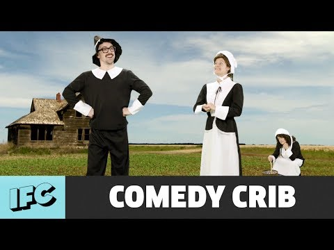 Comedy Crib: Janice and Jeffrey | Hypnosis! | Episode 3