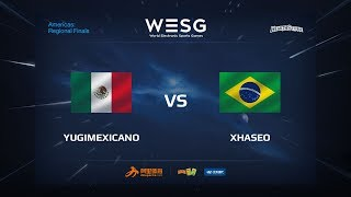YugiMexicano vs xHaseo, game 1