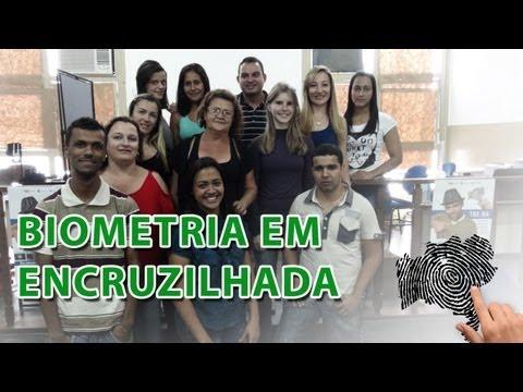 TRE-BA Notícias: Biometria em Encruzilhada