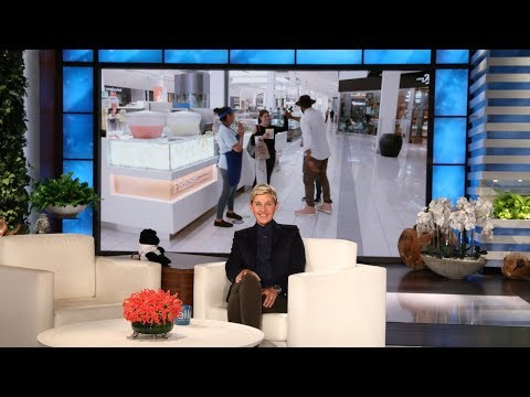 tWitch Takes on Ellen's Dance Dare