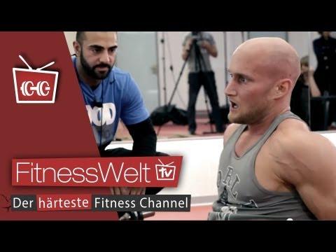 Coach Seyit vs. Karl ESS! MMA Workout – UFC Fighter Training Bodybuilding vs. ATHLETE  (2)