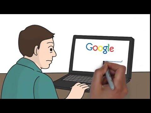 Promoting Computer Repair Services with Whiteboard Video
