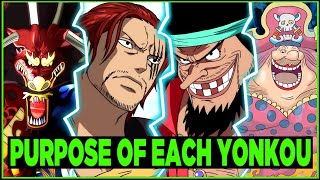 Download Video How Each Yonko Affects One Piece Differently MP3 3GP MP4