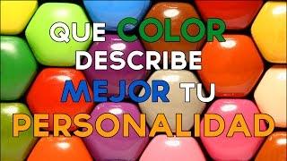 Que color describe mejor tu personalidad? ↠↠ ¡No te olvides de suscribirte para no perderte ningún test!