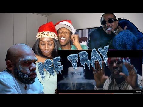 Quavo, Lil Yachty - ICE TRAY (OFFICIAL VIDEO) ❄️ REACTION!