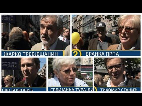 Гласати за ДС значи гласати за демократску традицију Србије