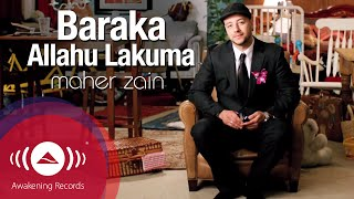 Video Maher Zain - Baraka Allahu Lakuma | Official Lyric Video MP3, 3GP, MP4, WEBM, AVI, FLV September 2017