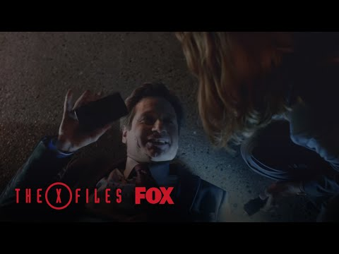 The X-Files 1.03 Clip