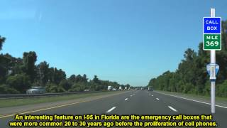 I 95 North Out of Florida