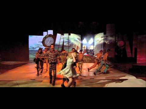 PETER PAN - The Never Ending Story Arena Tour - trailer