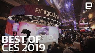 Video The Best of CES 2019: Only the cream of the crop MP3, 3GP, MP4, WEBM, AVI, FLV Januari 2019