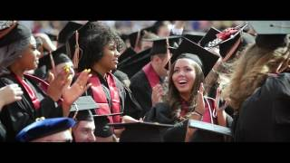 Relive the pomp and circumstance of graduation day at Indiana University! Words by IU's Class of 2016 student speaker Grace...