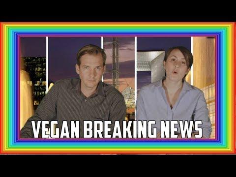 VEGAN BREAKING NEWS ! Les infos du véganisme.