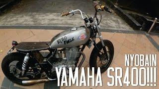 3. NGEBUT NGEBUTAN pake Yamaha SR400 !!! | Torquenya kaya Jambakan Mantan!